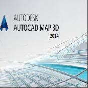AutoCAD Map 3D 2014 -